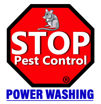 Stop Pest Control Power Washing Inc.'s Logo